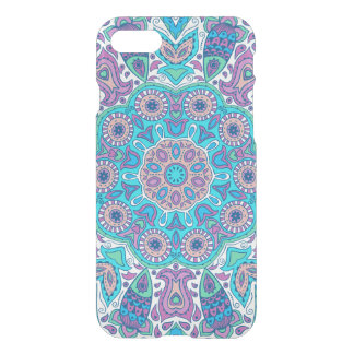 Colorful Retro Flowers Lace iPhone 8/7 Case