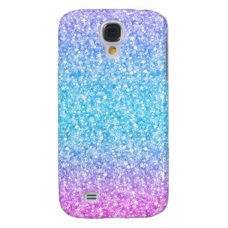 Colorful Retro Glitter And Sparkles Galaxy S4 Cover