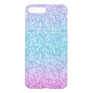 Colorful Retro Glitter And Sparkles iPhone 7 Plus Case