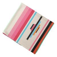 Colorful Retro Mexican Textile Pattern Bandana