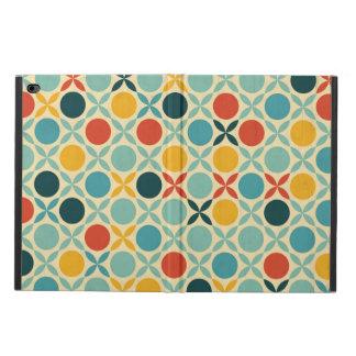 Colorful Retro Ornamental Pattern Powis iPad Air 2 Case