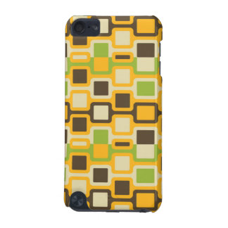 Colorful Retro Squares iPod Touch 5G Cover