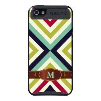 Colorful Retro Stripe Cases