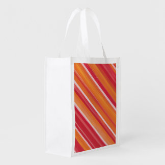 Colorful reuseable carry bag