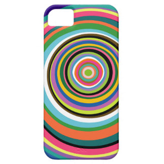 Colorful Rings iPhone 5 Case