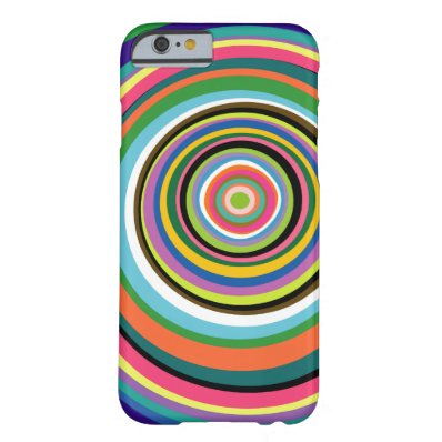 Colorful Rings iPhone 6 case