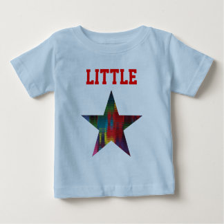 Colorful Ripples Baby T-Shirt