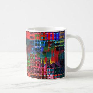 Colorful Ripples Coffee Mug