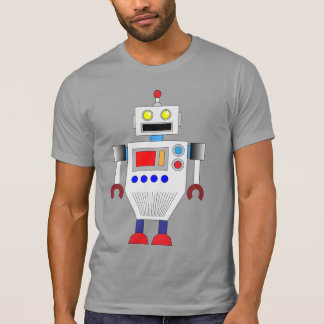 COLORFUL ROBOT TOY T-Shirt