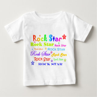 Colorful Rock Star T-Shirt