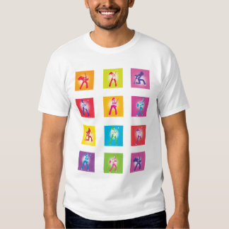 Colorful Rockers T-Shirt