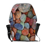 Colorful Rocks Courier Bags