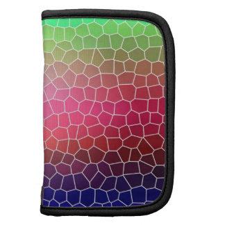 Colorful Rocks Mini Planner