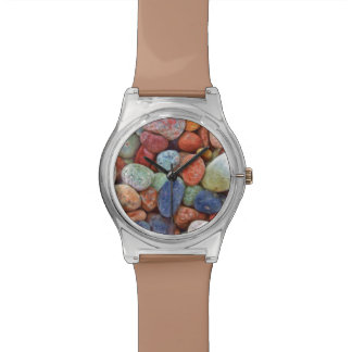 Colorful Rocks Wrist Watches