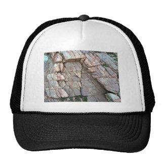 Colorful Rocky Mountain Landscape Hats