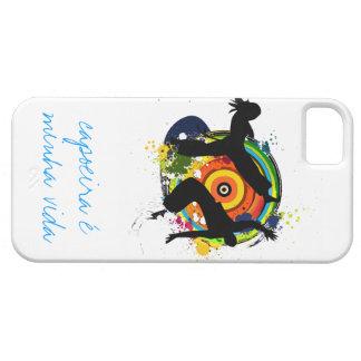 colorful roda capoeira case iPhone 5 case