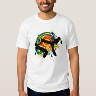 Colorful Roda T-shirt