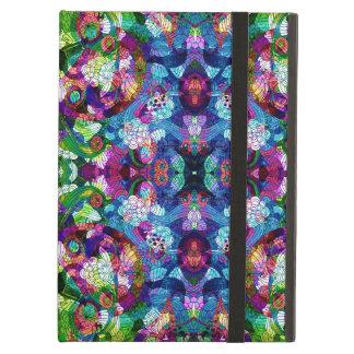 Colorful Romantic Vintage Floral Collage iPad Air Case