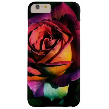 Colorful Rose Barely There iPhone 6 Plus Case