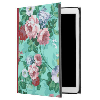 "Colorful Roses And Flowers iPad Pro 12.9"" Case"