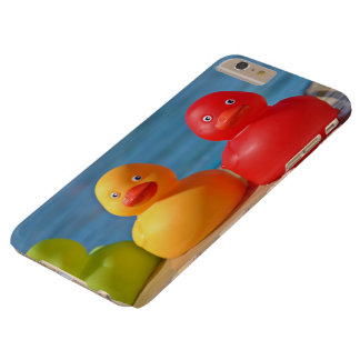 Colorful Rubber Ducks Barely There iPhone 6 Plus Case