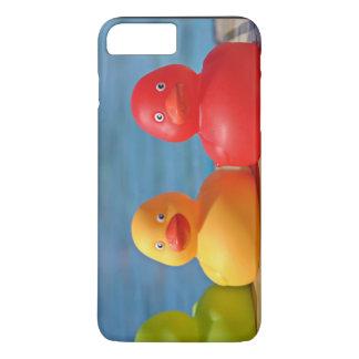 Colorful Rubber Ducks iPhone 8 Plus/7 Plus Case