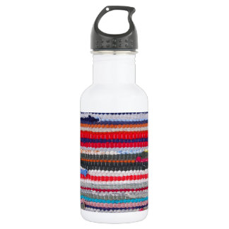 Colorful Rug Stainless Steel Water Bottle