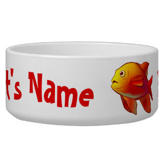 Colorful Saltwater Creatures Bowl