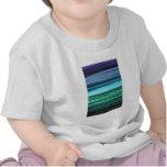 colorful scarves tshirt