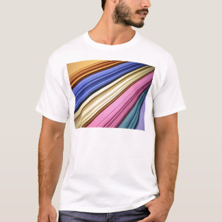 Colorful scrapbook papers T-Shirt