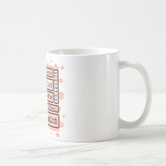 Colorful Scrapbooking Coffee Mug
