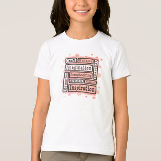 Colorful Scrapbooking T-Shirt