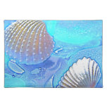 Colorful Sea Glass Placemat
