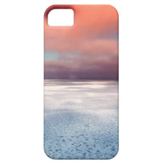 Colorful Sea Ice Reflection iPhone SE/5/5s Case