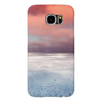 Colorful Sea Ice Reflection Samsung Galaxy S6 Case