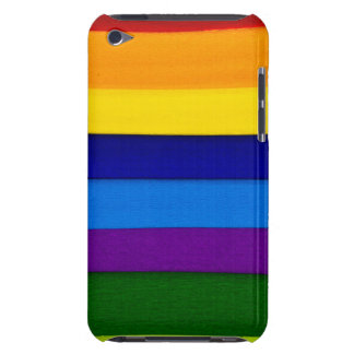 Colorful Seams Barely There iPod Covers