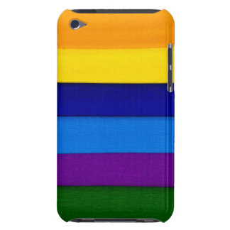 Colorful Seams Case-Mate iPod Touch Case