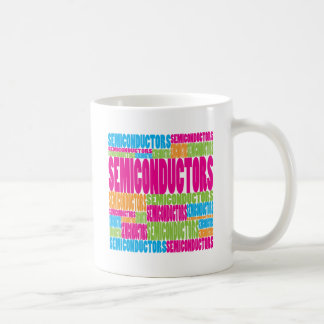 Colorful Semiconductors Coffee Mug
