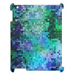 Colorful Sequins Look Disco Mirrors Pattern 5 Case For The iPad 2 3 4