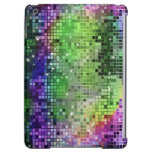 Colorful Sequins Look Disco Mirrors Pattern 6 iPad Air Cover