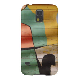 Colorful Shacks Buenes Aires Argentina Case For Galaxy S5