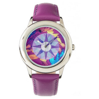 Colorful Shapes Watch