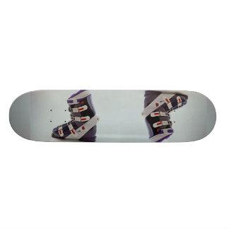 Colorful Ski boot Skateboards