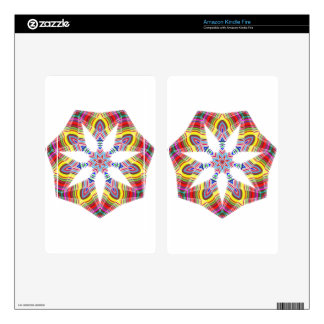 colorful skins for kindle fire