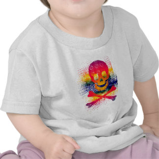 colorful skull and crossbones shirts