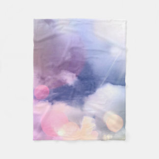 "Colorful Sky Custom Fleece Blanket, 30""x40"""