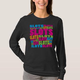 Colorful Slots T-Shirt