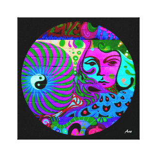 COLORFUL SMALL JEWEL ART CANBAS CANVAS PRINT