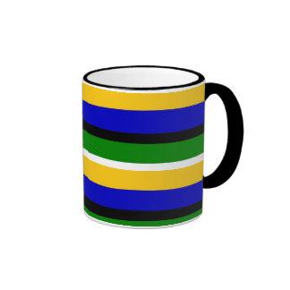 Colorful Small Stripe Mug