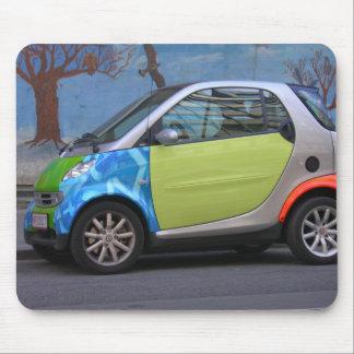 Colorful Smart Car Mouse Pad